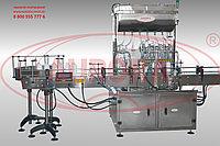 Завод АВРОРА Линия розлива, укупорки и этикетировки шампуня в овальную тару объемом 200 мл «Мастер»