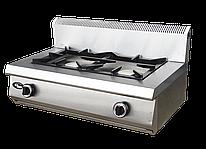Плита газовая 2-х горелочная Ф2ЖТЛПГ (настольная) Grill Master
