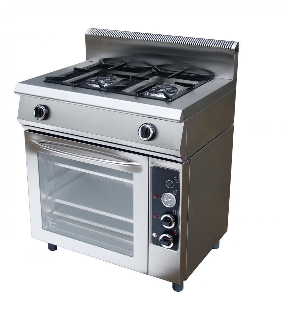 Плита газовая с духовкой Ф2ПДГ/600 Grill Master