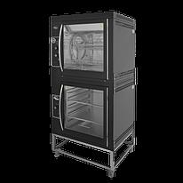 Гриль конвекционный Ф3Кк1Э с витриной ВтЭ на подставке Grill Master