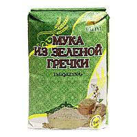 Qazyna. Мука из зеленой гречки, 1000 гр