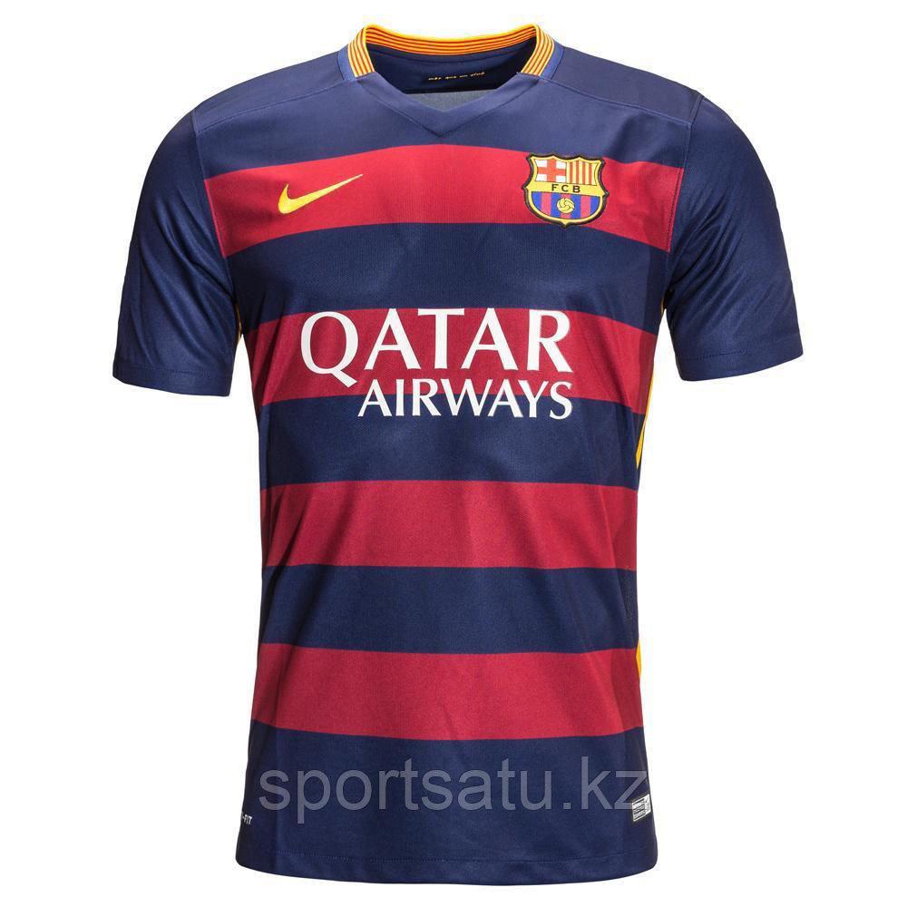 Клубная футбольная форма Барселона 2015-16 в оригинале