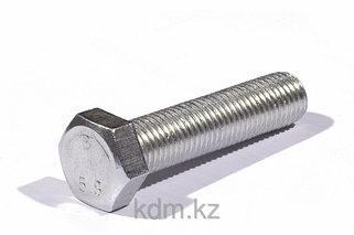Болты DIN 933 кл.пр.5.8 оцинкованные