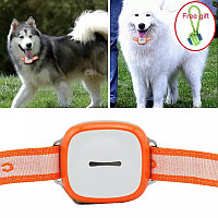 GPS трекер ошейник для домашних животных