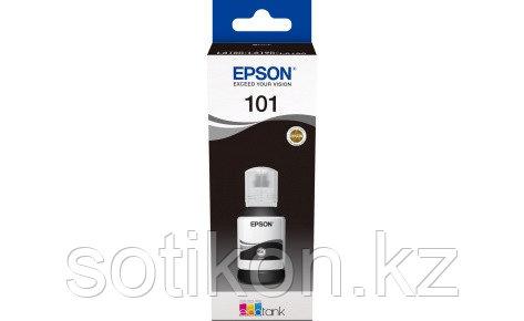 Чернила Epson C13T03V14A 101 EcoTank 127ml для L4150/L4160 черный, фото 2