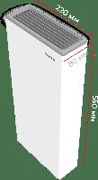 Рециркулятор воздуха Vakio reFLASH 120 (60м²)
