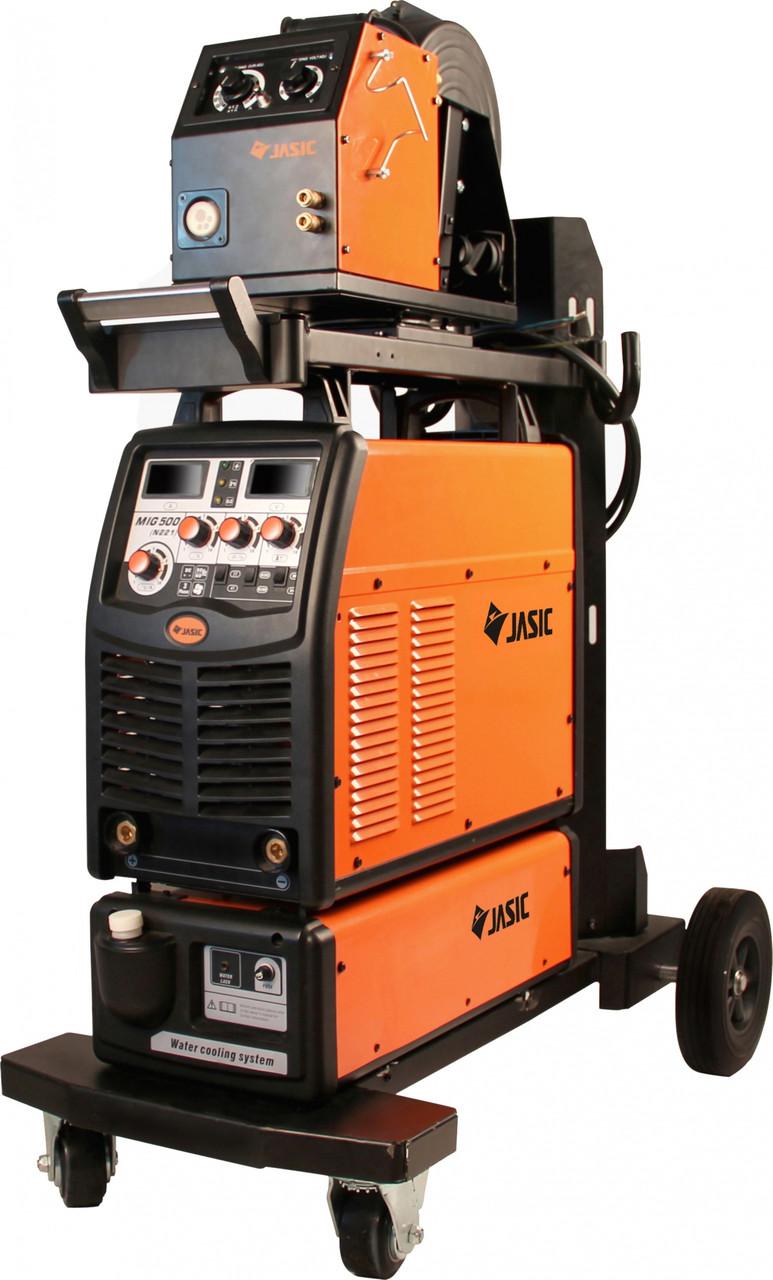 Полуавтомат сварочный MIG 500 (J91) с турелью