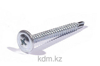 Шуруп для крепления листов металла до 2,0мм SDS (Саморезы типа клоп)