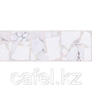 Кафель   Плитка настенная 20х60 Ринальди   Rinaldi серый декор массив