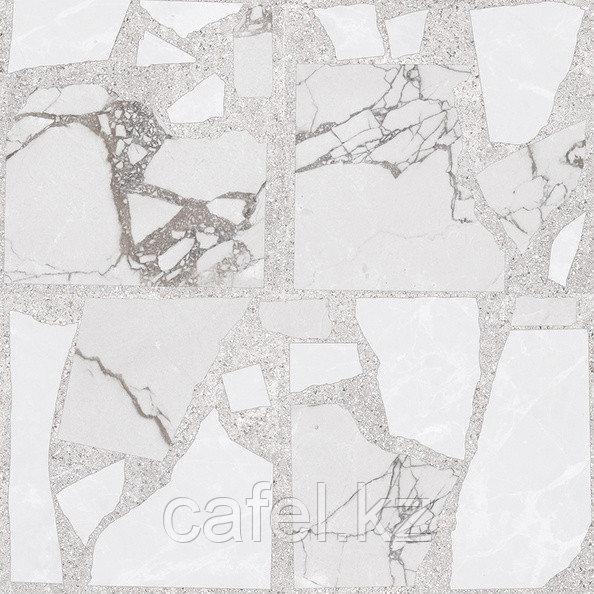 Кафель   Плитка для пола 38х38 Ринальди   Rinaldi серый