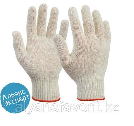 Перчатки рабочие х/б (плотные), фото 2