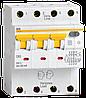 АВДТ 34 C16 10мА - Автоматический Выключатель Дифф. тока