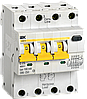АВДТ 34 C25 100мА - Автоматический Выключатель Дифф. тока