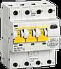 АВДТ 34 C63 300мА - Автоматический Выключатель Дифф. тока