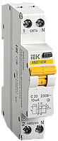 АВДТ32М С20 10мА - Автоматический Выключатель Диф. Тока ИЭК