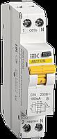 АВДТ32М С25 100мА - Автоматический Выключатель Диф. Тока ИЭК