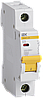 Автоматический выключатель ВА47-29 1Р  3А 4,5кА х-ка D ИЭК