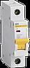 Автоматический выключатель ВА47-29 1Р  8А 4,5кА х-ка С ИЭК