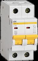 Автоматический выключатель ВА47-29 2Р  1А 4,5кА х-ка С ИЭК