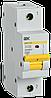 Автоматический выключатель ВА47-150 1Р 125А 15кА х-ка D IEK