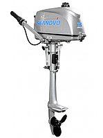 Лодочный мотор бензиновый SEANOVO SN3FHS