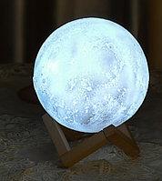 Ночник 3D Луна