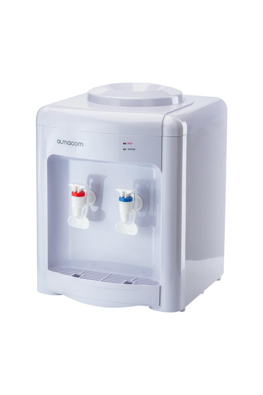 Настольный диспенсер для воды Almacom WD-DНО-1AF (без охлаждения)