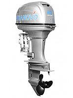 Лодочный мотор бензиновый SEANOVO SN40FFES
