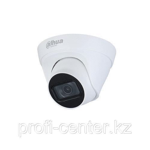 IPC-HDW1230T1P-0280B купольная IP Видеокамера  2МП