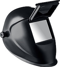 Маска сварщика со стеклянным светофильтром, откидной блок СИБИН затемнение 10
