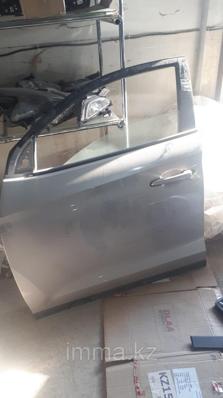 Оригинальная дверь передняя Hyundai Tucson III