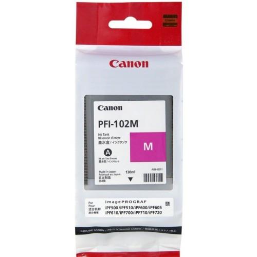 Картридж Canon PFI-102M (0897B001)