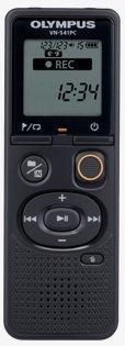 Диктофон Olympus VN-541PC с мономикрофоном Lavalier