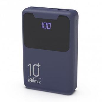 Зарядное устройство Power bank Ritmix RPB-10005 индиго черный