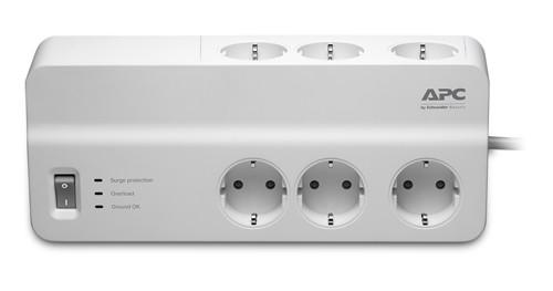 Сетевой фильтр APC PM6-RS (PM6-RS)