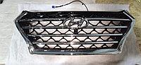 Оригинальная решетка радиатора Hyundai Tucson, фото 1