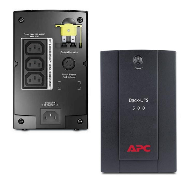 ИБП APC BX500CI (BX500CI)