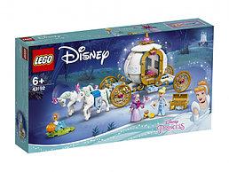 43192 Lego Disney Princess Королевская карета Золушки, Лего Принцессы Дисней