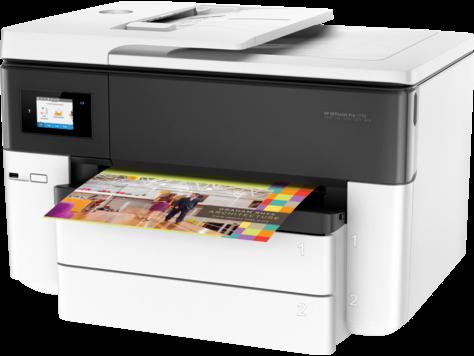 HP G5J38A HP OfficeJet Pro 7740 WF AiO Printer (A3)