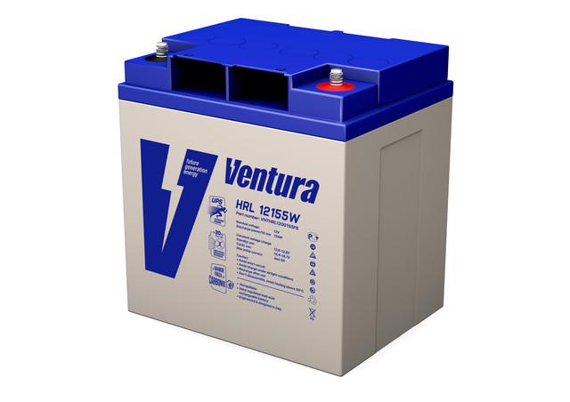 Аккумуляторные батареи Ventura HRL