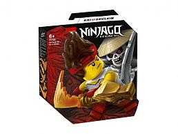 71730 Lego Ninjago Легендарные битвы: Кай против Армии скелетов, Лего Ниндзяго