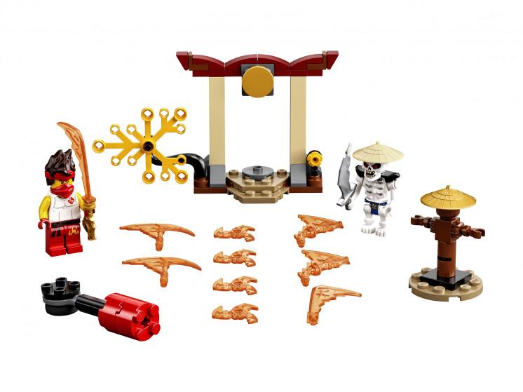 71730 Lego Ninjago Легендарные битвы: Кай против Армии скелетов, Лего Ниндзяго - фото 3