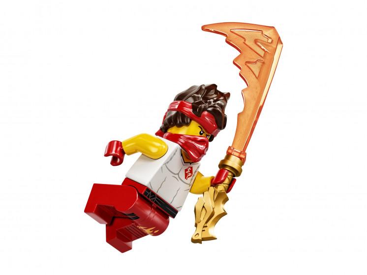 71730 Lego Ninjago Легендарные битвы: Кай против Армии скелетов, Лего Ниндзяго - фото 5
