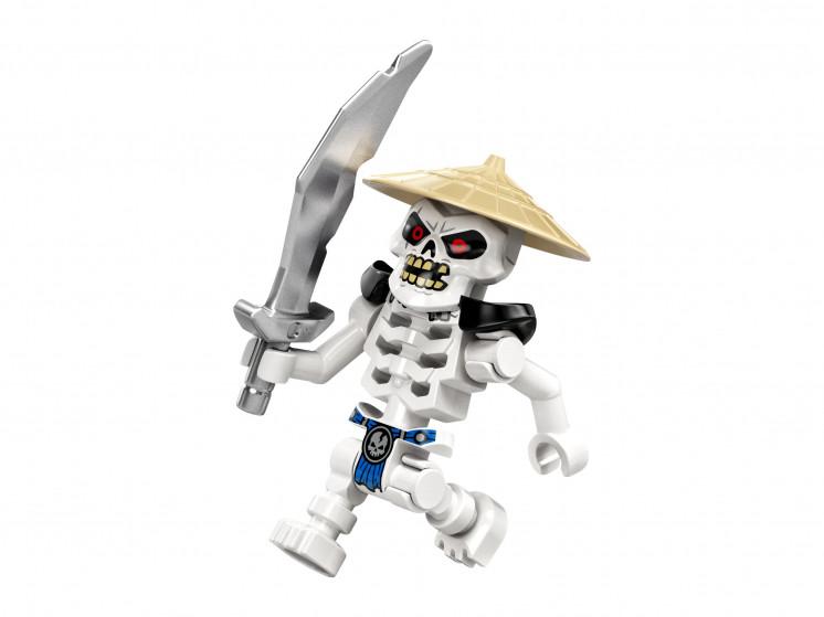 71730 Lego Ninjago Легендарные битвы: Кай против Армии скелетов, Лего Ниндзяго - фото 6