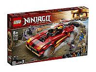 71737 Lego Ninjago Ниндзя-перехватчик Х-1, Лего Ниндзяго