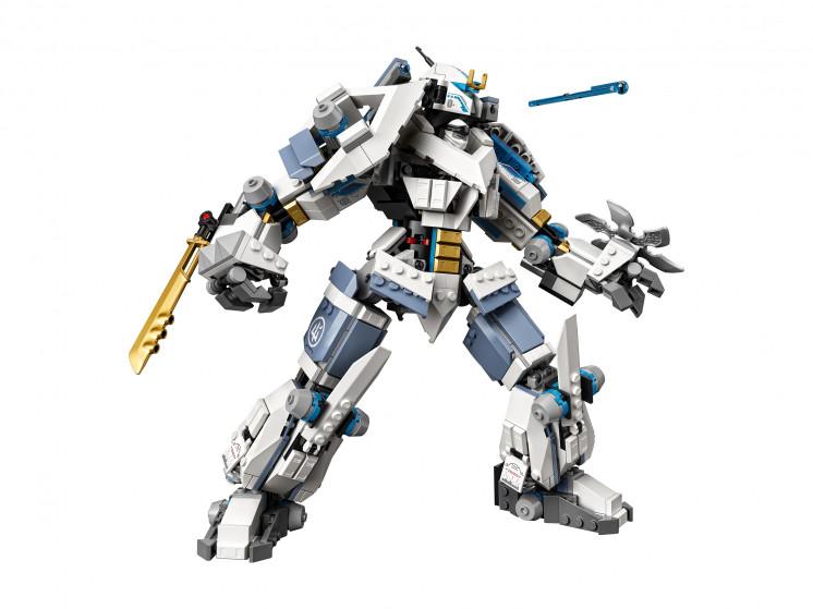 71738 Lego Ninjago Битва с роботом Зейна, Лего Ниндзяго - фото 4