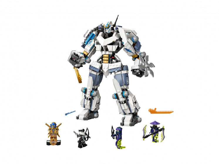 71738 Lego Ninjago Битва с роботом Зейна, Лего Ниндзяго - фото 3