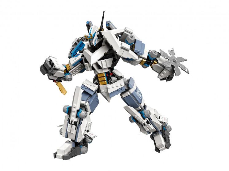 71738 Lego Ninjago Битва с роботом Зейна, Лего Ниндзяго - фото 5
