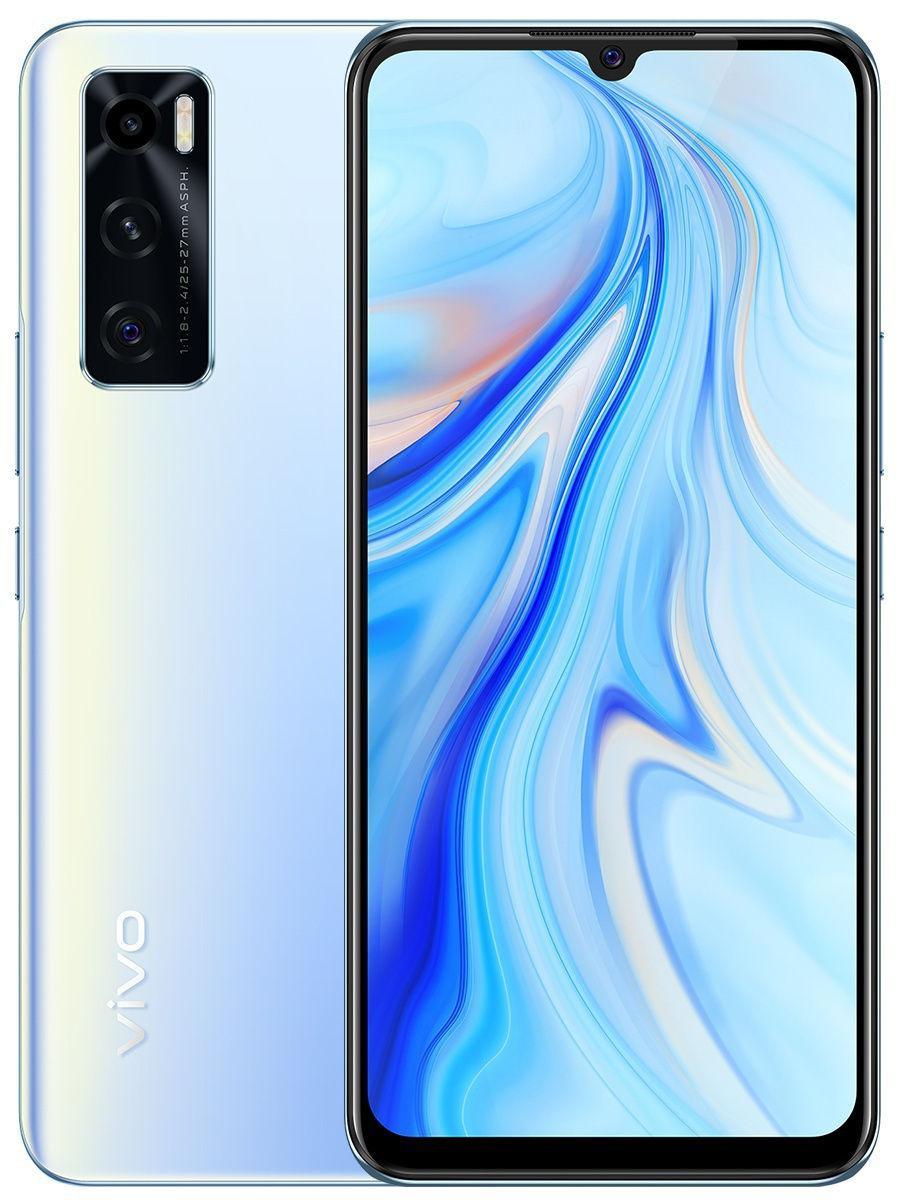Смартфон Vivo V20SE Oxygen Blue