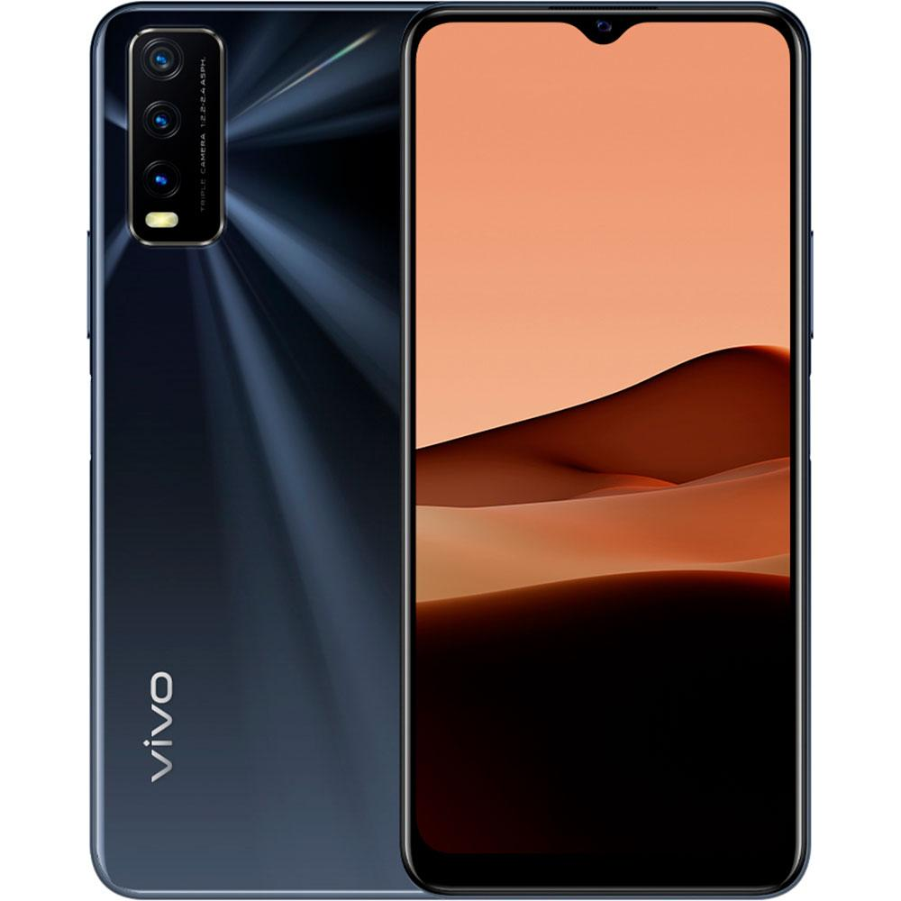 Смартфон Vivo Y20 Obsidian Black